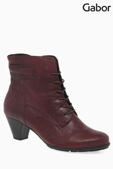 Gabor Red National Boot