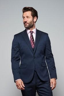 Wide Lapel Suit