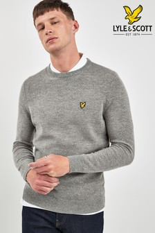 Lyle & Scott Lambswool Blend Jumper