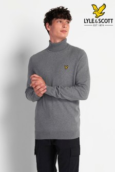 Lyle & Scott Roll Neck Jumper