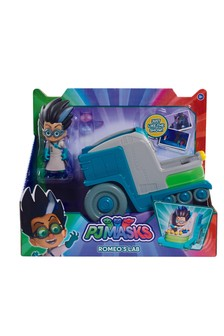 PJ Masks Vehicle  Figure  Romeos Lab