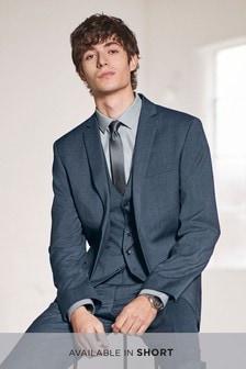 Veste de costume texturée