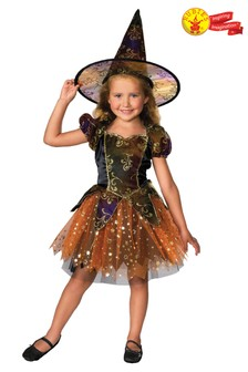 Rubies Elegant Witch Fancy Dress Costume
