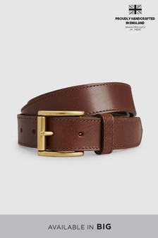 Made In England Leather Belt