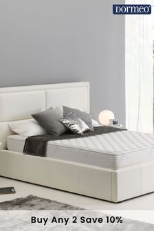 Silver Memory Deluxe Mattress By Dormeo