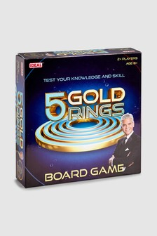5 Gold Rings Board Game