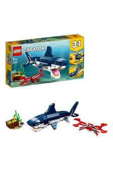 LEGO 31088 Creator 3-In-1 Deep Sea Creatures Building Set