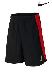 Nike Black/Red Shorts