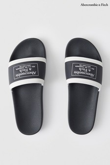 Abercrombie & Fitch Black Slider