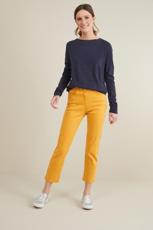 1efe38b59aaf Buy Women s jeans Yellow Yellow Jeans from the Next UK online shop