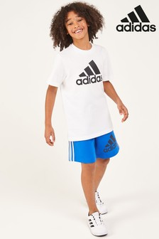 adidas Badge Of Sport Blue Short