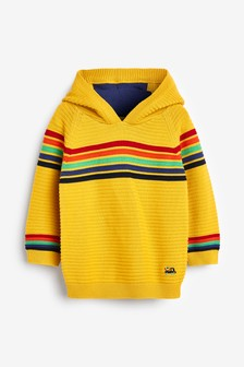 Rainbow Stripe Hoody (3mths-7yrs)