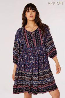 Красный удобный вязаный джемпер с капюшоном Boden