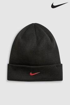 Nike Kids Black Beanie