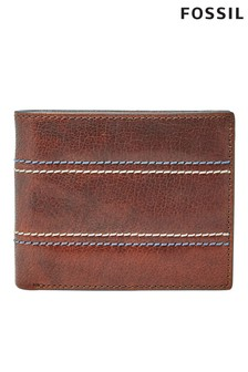 Fossil™ Reese Leather Bifold Wallet