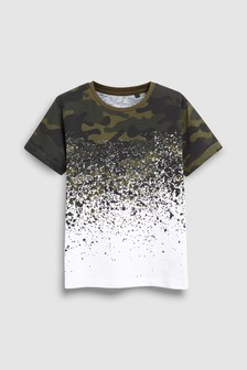 Disperse T-Shirt (3-16yrs)