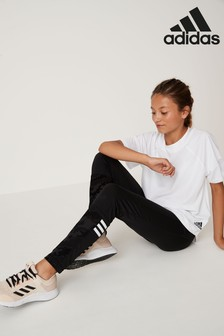 adidas Black Flock Leggings