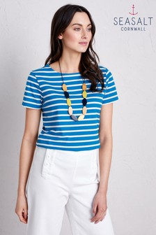 Seasalt Blue Sailor T-Shirt