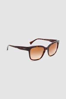 Ralph by Ralph Lauren Brown Sunglasses