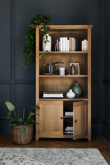 Thornley Oak Bookcase