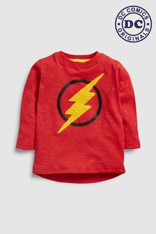 T-shirt The Flash (3 mois - 6 ans)