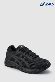 Asics Black Gel Contend 5 GS Trainer