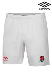 Umbro England Home Replica Shorts