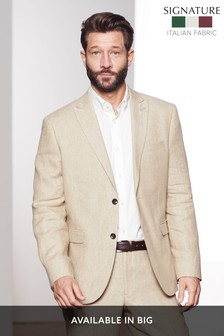 98a349696efa Buy Men's suits Suits Linen Linen Signature Signature from the Next ...