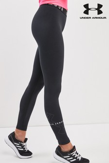 Under Armour Black Favourite Logo Legging