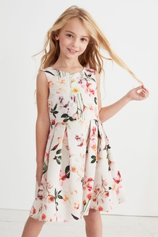 Watercolour Print Prom Dress (3-16yrs)
