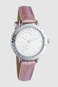 Scattered Jewel Watch