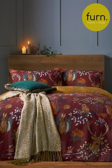 Fauna Rust Bedset by Furn