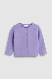 Cotton Cardigan (3mths-7yrs)