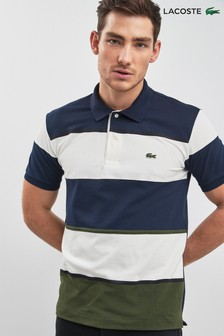 55ccd07739556 Lacoste® Green Band Polo