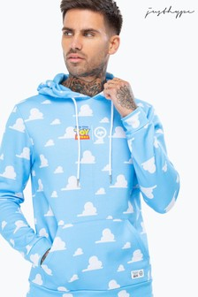 Hype. Toy Story Cloud Print Hoody