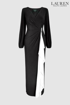 Długa sukienka Lauren Ralph Lauren Santana
