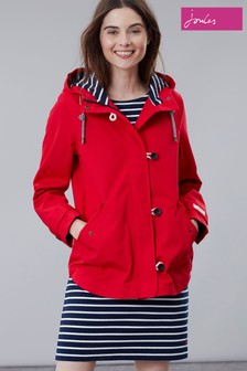Joules Red Coast Waterproof Jacket