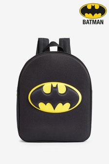 Personalised Childrens Justice League All Drawstring Canvas Gym PE Bag