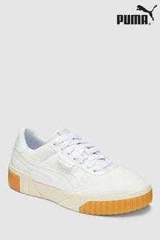 Puma® Cali Gummi-Sportschuh, weiß