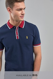 7bac2898 Mens Polo Shirts | Plain, Striped & Printed Polo Shirts | Next Ireland