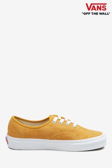 Vans Suede Authentic Trainers