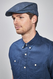 Lightweight Flat Cap