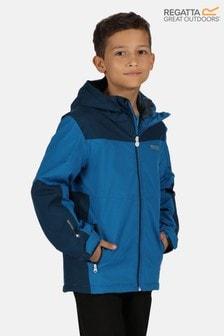 Regatta Blue Junior Highton Padded Jacket