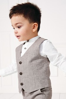 西裝背心 (3個月至7歲)