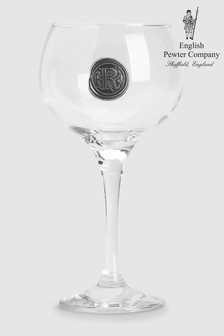 English Pewter Company 56cl Personalised Gin Glass
