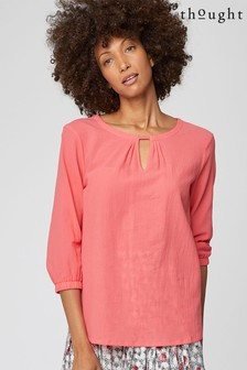 Thought Pink Eileen Blouse