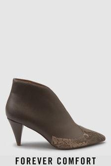 Forever Comfort® V-Cut Shoe Boots