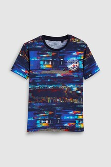 Glitch T-Shirt (3-16yrs)