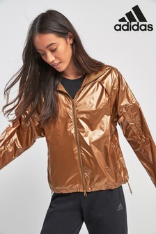 adidas WND Raw Desert Wind Breaker Jacket