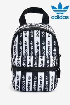 adidas Originals Black/White RYV Mini Backpack
